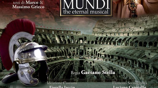 Locandina - Roma Caput Mundi