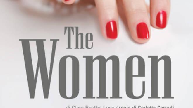 the women locandina
