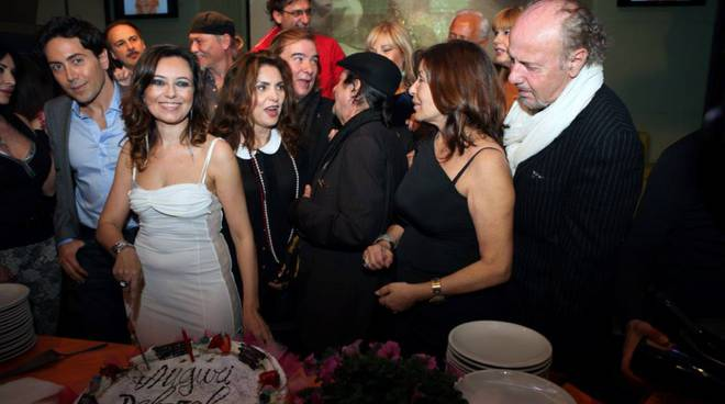La Grande Festa Al Gilda Per Il Compleanno Deborah Bettega