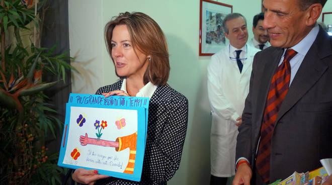 Il Ministro Lorenzin