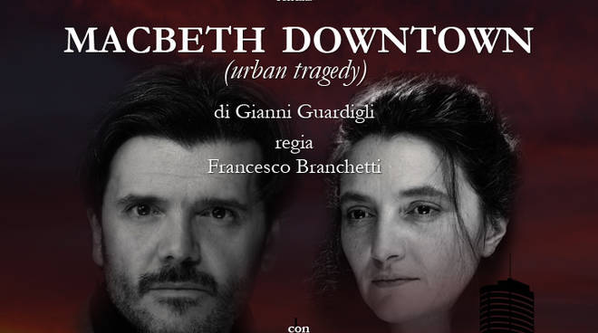 Macbeth downtown (urban tragedy)locandina