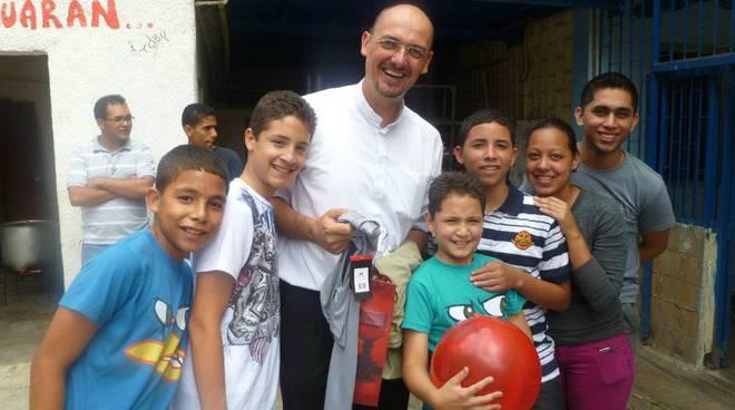 Padre Agustin Van Baelen, presidente Fondazione Sofia e ideatore del progetto Ninos abandonados