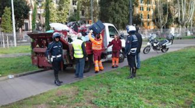 Polizia Locale - Esquilino