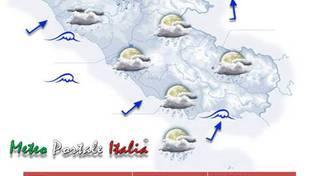 Previsioni Meteo Roma Domenica 3 Novembre 2013