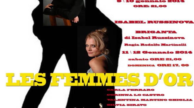 MANIFESTO LES FEMMES D'0R 2013 copia