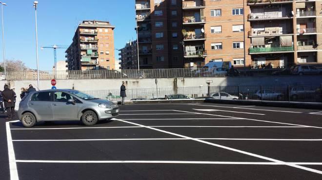 parcheggio marconi