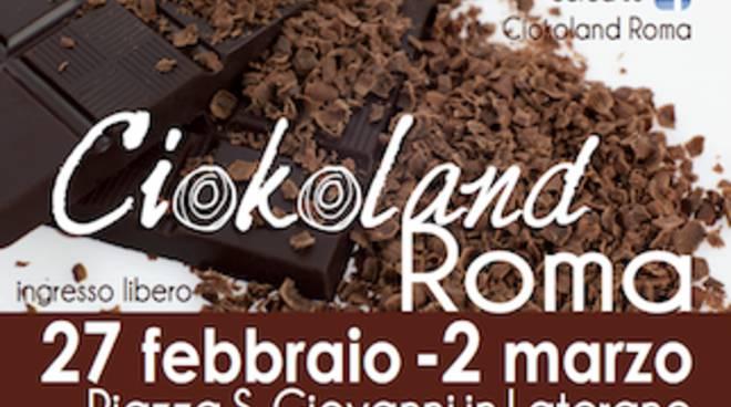 Ciokoland Roma