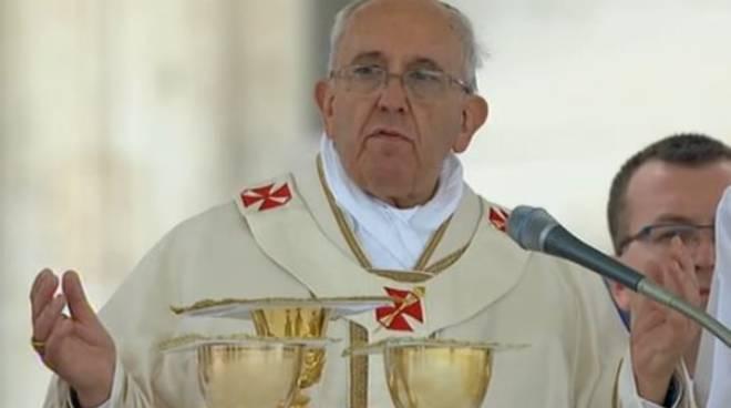 Notizie del Giorno Papa Francesco