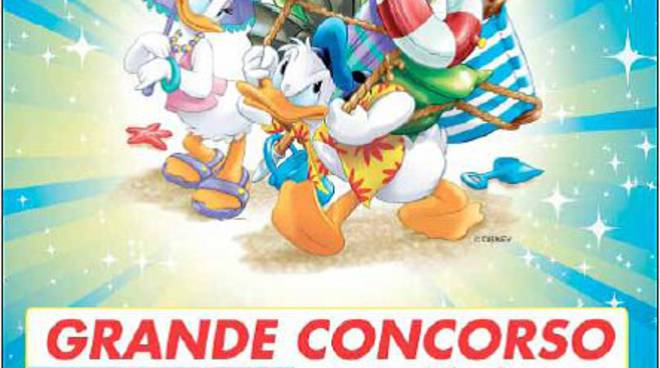 Auchan Concorso Disney