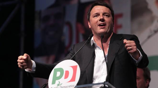 Europee Renzi a piazza del Popolo (27)