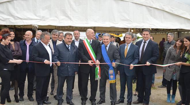 Inaugurazione della Mostra Mercato delle Macchine Agricole