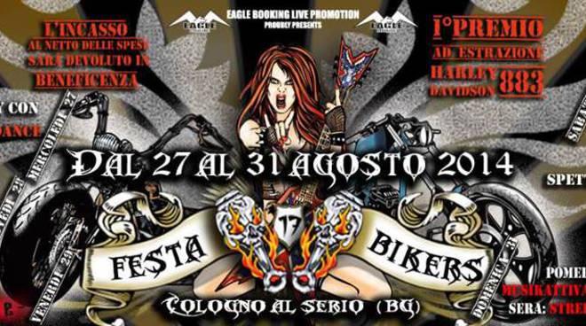 festa Bikers 27-08-2014