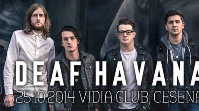 deaf havana 25-10-2014