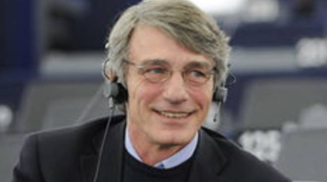 David Sassoli candidato per la presidenza del Parlamento Europeo