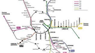 anello ferroviario