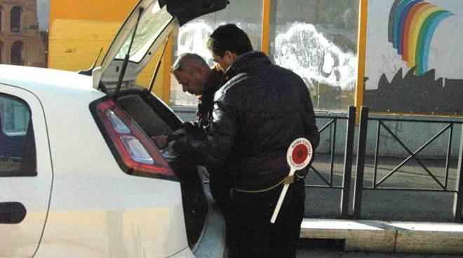 Controlli Polizia Roma Capitale