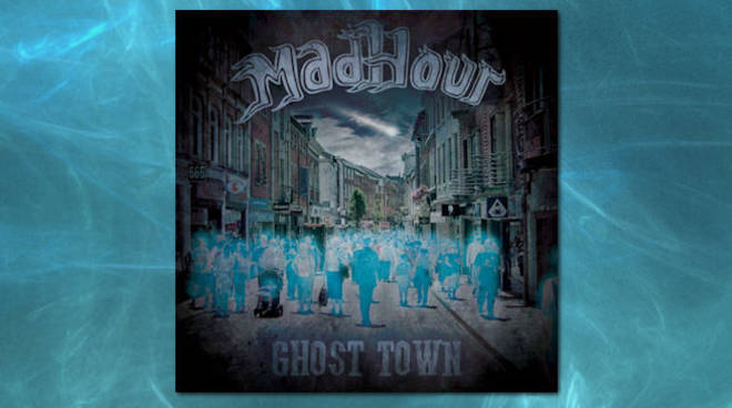 MadHour Ghost Town cover001