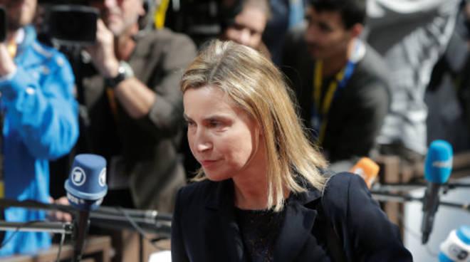 Notizie del giorno Federica Mogherini