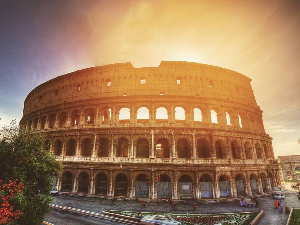 Roma Colosseo Domenica Riapre Terrazza Vigna Barberini Sul