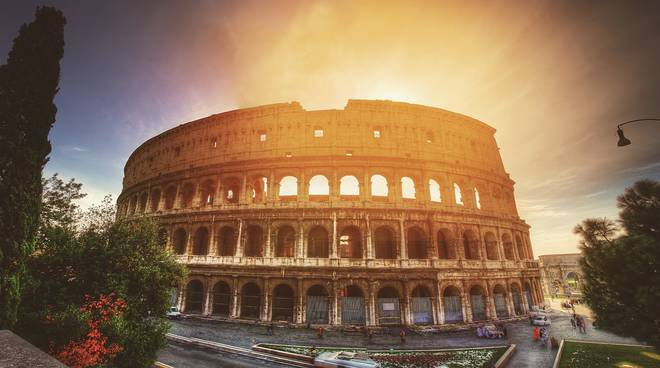 Turismo Roma - Colosseo