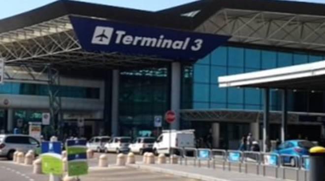 Terminal 3 - Fiumicino