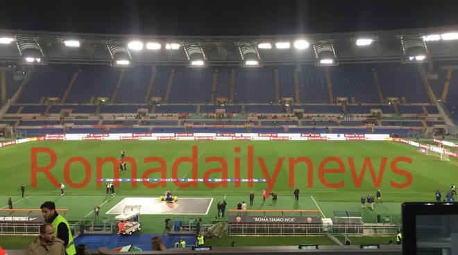 Roma-Udinese Olimpico