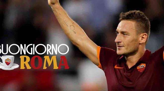 Calciomercato - BUONGIORNO AS ROMA