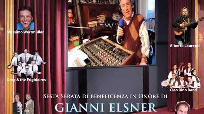 Evento - Gianni Elsner