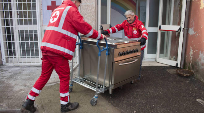 Firmato il protocollo d'intesa tra i presidenti di Croce Rossa e Whirlpool EMEA09