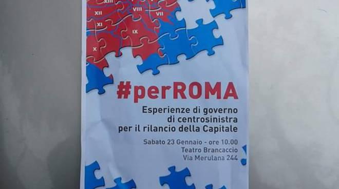 #PerRoma