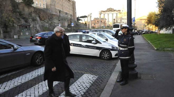 Tronca - Polizia Roma Capitale