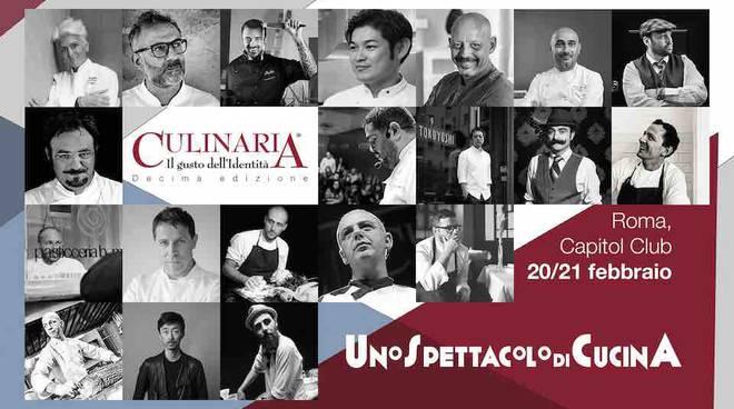Gli chef di Culinaria X edizione