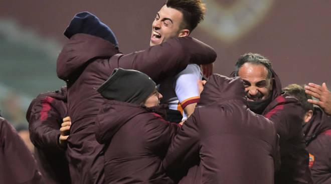 Sassuolo+Calcio+v+Roma+Serie+9g8oUYrov4dl