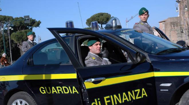 Cronaca di Roma - guardia di finanza