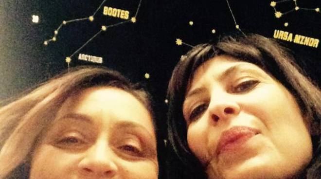 STEFANIA CUCCATO (a destra)