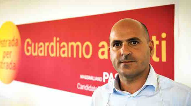 Massimiliano Pasqualini XIII Municipio