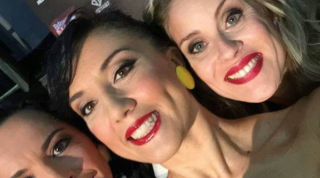 Angela Di Cosimo, Pamela Petrarolo ed Eleonora Cecere