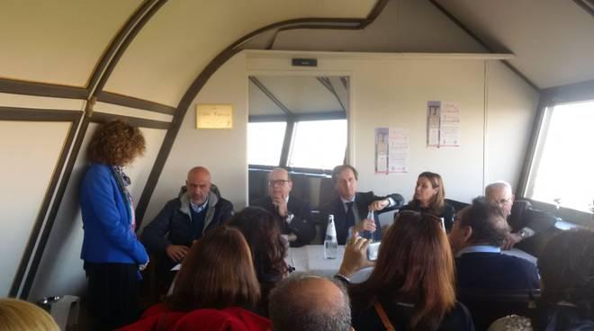 La conferenza stampa per la presentazione di AmatriciAma.