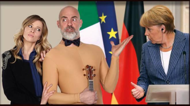 Eventi Roma - Ce lo chiede l'Europa