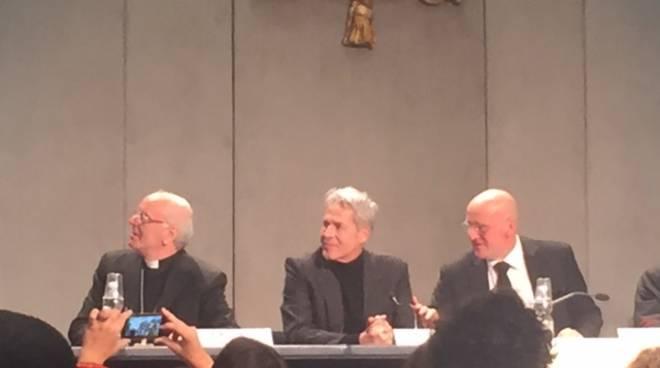Eventi Roma - Monsignor Galantino, Claudio Baglioni, Domenico Giani