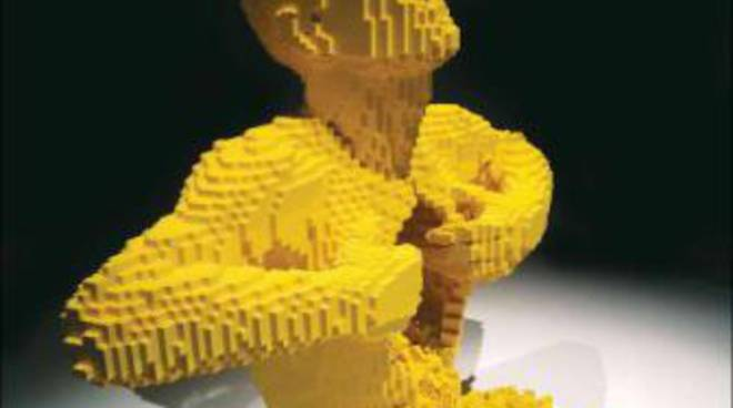 Eventi Roma Oggi - the art of the brick