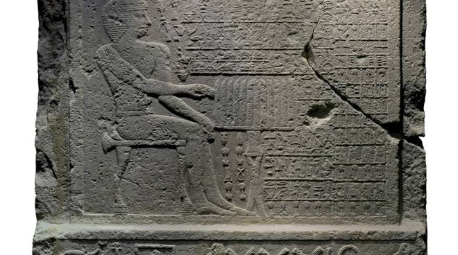 eventi-roma-stele-di-nefer-bassorilievo-calcare-iv-dinastia-2575-2465-ac