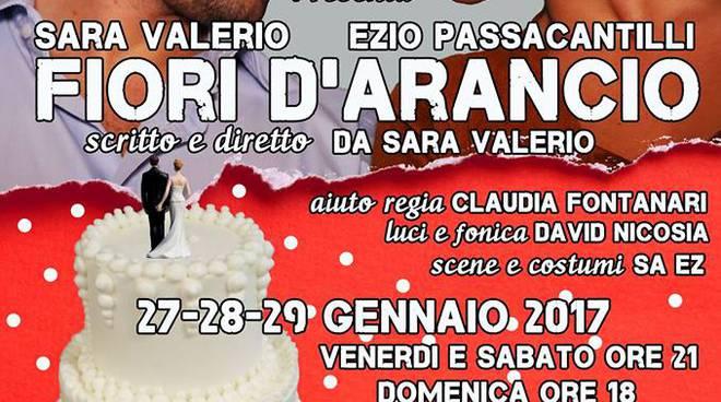 Eventi Roma - Fiori d'arancio all'Ar.ma Teatro