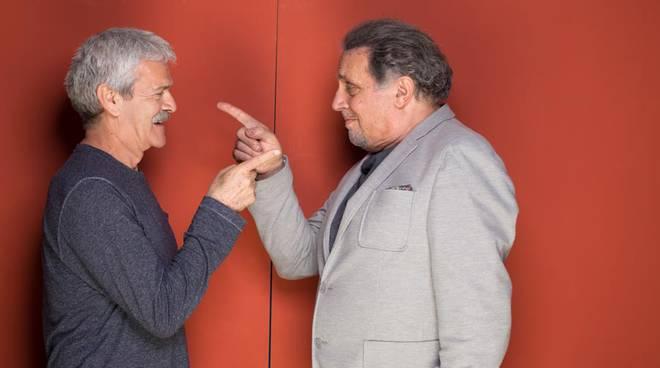 Eventi Roma - Gigi e Andrea al Teatro Golden