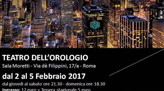 Eventi Roma - Idiota al Teatro dell'Orologio