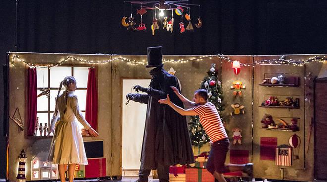 Eventi Roma - La bottega dei giocattoli a Centrale Preneste Teatro [photo Marco Caselli Nirmal]
