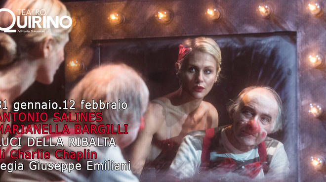 Eventi Roma - Luci della ribalta al Teatro Quirino