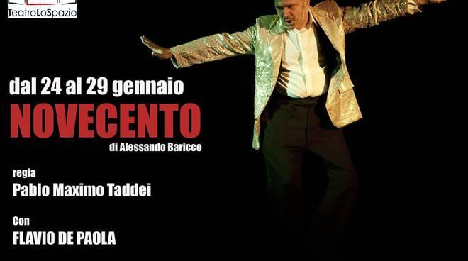 Eventi Roma - Novecento al Teatro Lo Spazio