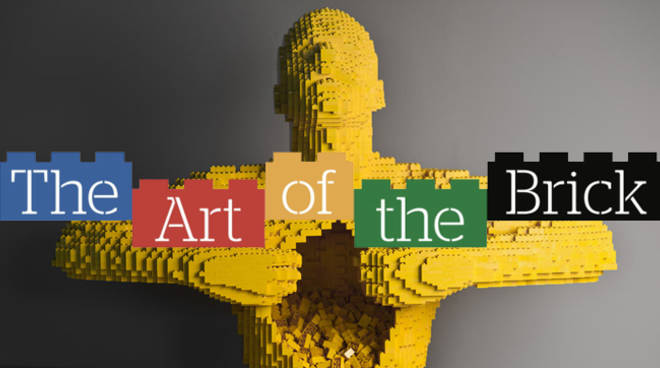 Eventi Roma - The Art of the Brick