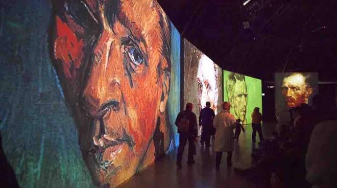 Eventi Roma Van Gogh Alive